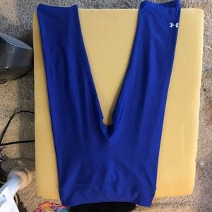 Under Armour Workout pants, exercise pants
